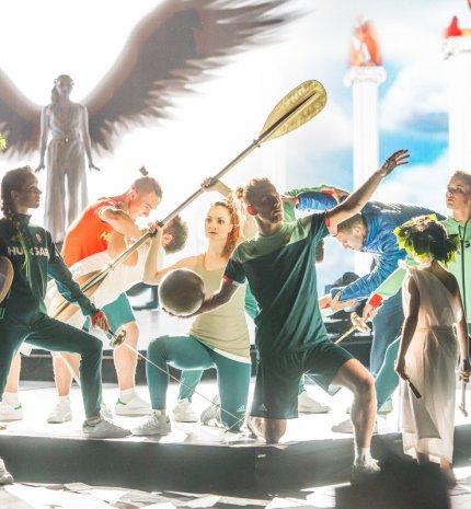 Bemutatkozott a Magyar Olimpiai Csapat 2016. Rio Kollekciója