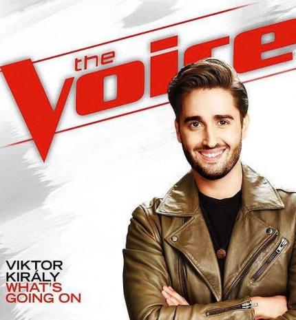 Király Viktor tarolt az amerikai Voice-ban!