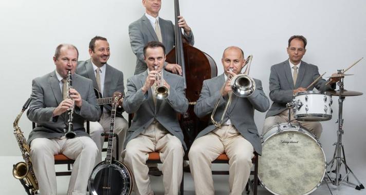 Rockabilly őrület, és újra Hot Jazz Band!