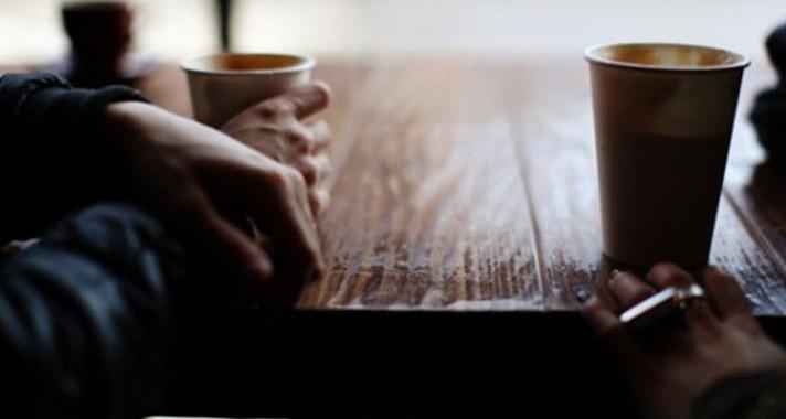 Csak egy kávé, kedvesem?
