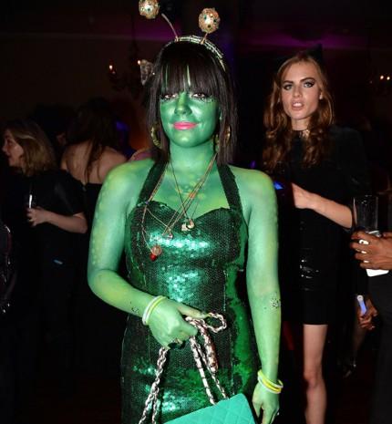 Hírességek legcikibb Halloween jelmezei