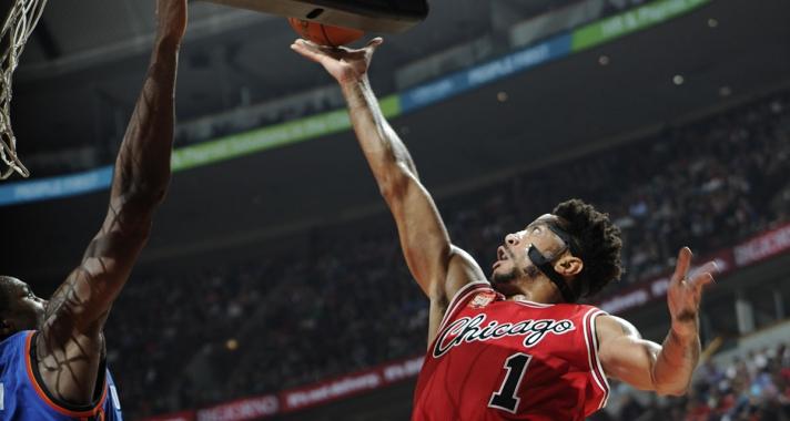 NBA: Derrick Rose vezérletével nyert a Chicago