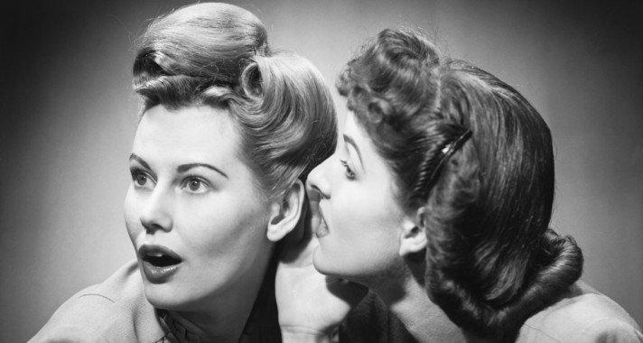 Miért szeretnek pletykálni a nők?