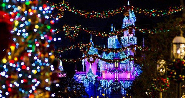 Disneyland karácsonykor