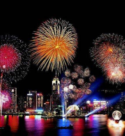 A 10 legjobb hely, ahol az újévet ünnepelheted