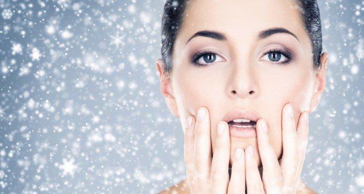 Картинки по запросу зима уход за кожей лица