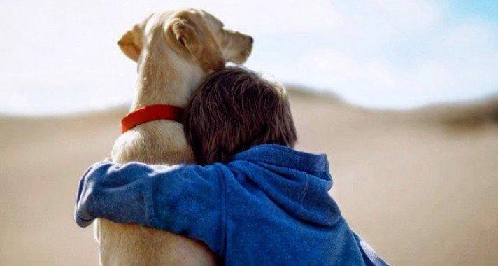 Képek, amelyek bizonyítják, hogy minden gyereknek szüksége van egy háziállatra