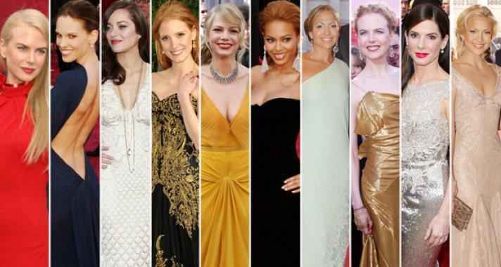 30+1 legszebb Oscar belépő az elmúlt 10 évből - Style válogatás