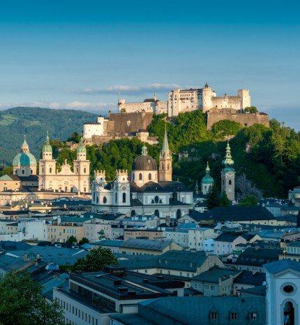 A legelegánsabb osztrák város - Salzburg