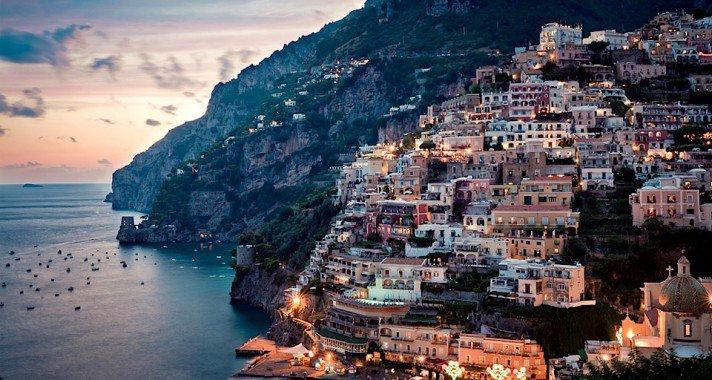 Az Amalfi-partvidék látnivalói
