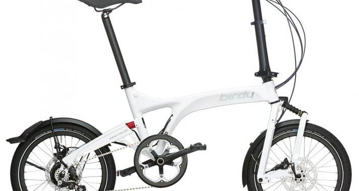 Megújúlt a világ egyik legjobb összecsukható kerékpárja!