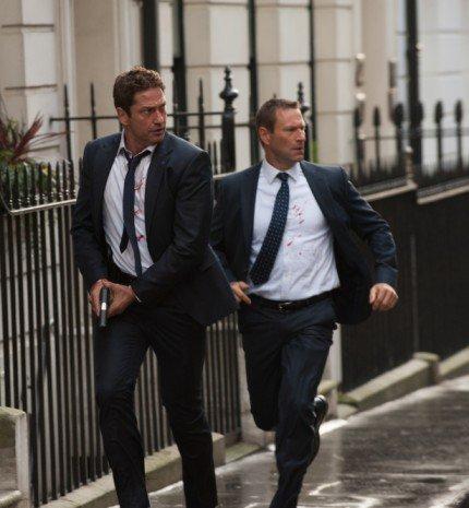Támadás a Fehér Ház ellen 2. – London ostroma
