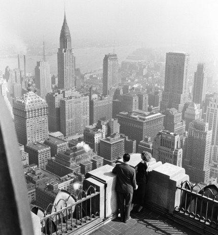 Vintage fotók New Yorkról