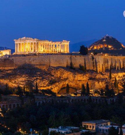 Egy ókori város modern napjai – Athén