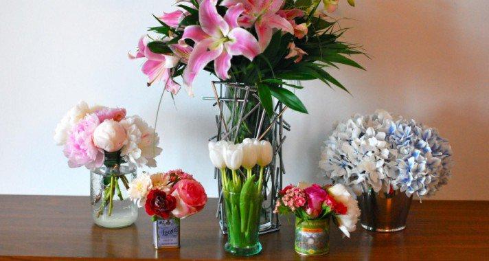 Vágott virágaid frissentartása