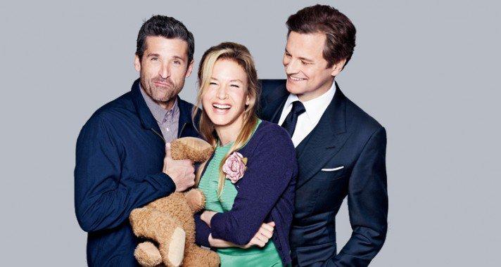 Bridget Jones visszatér, és fogalma sincs, hogy ki a gyereke apja!