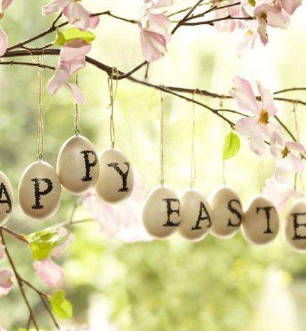 10 apró trükk a húsvéti dekoráláshoz