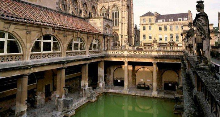 Tündérvidék Angliában: Bath és a Cotswolds