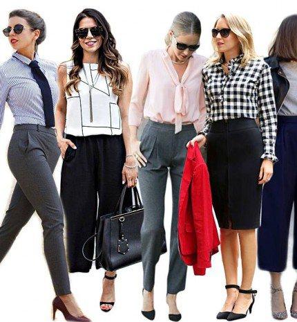 Mit vegyek fel? - Outfit inspirációk a munkahelyre