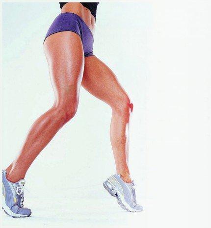 5+1 gyakorlat, a formás és vékony lábakért