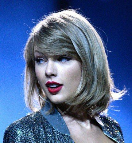 Taylor Swift hajevolúció