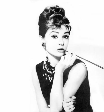 In memoriam Audrey Hepburn