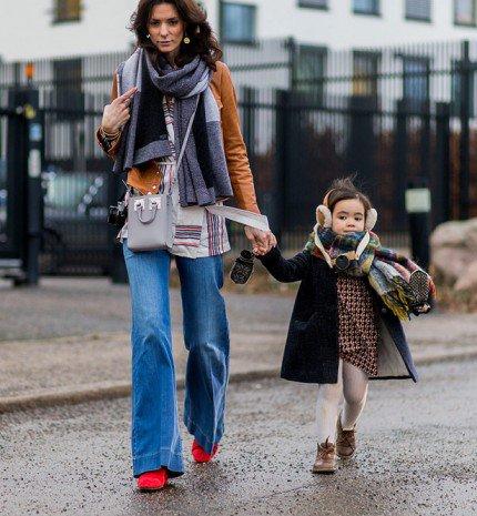 A divatvilág legstílusosabb anyukái