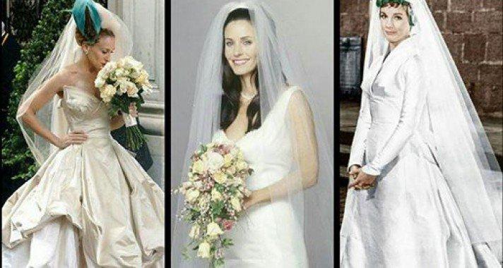 10+1 felejthetetlen menyasszonyi ruha a filmvászonról