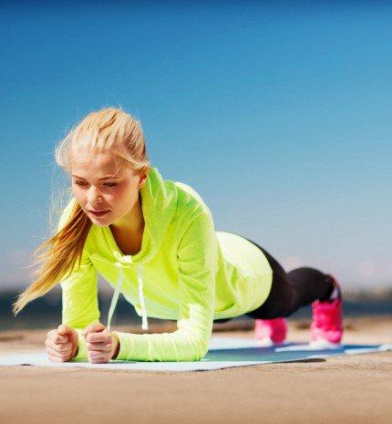 A leghatékonyabb, alakformáló plank gyakorlatok