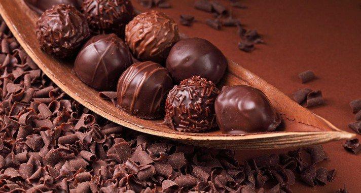 Csokival az egészségért!