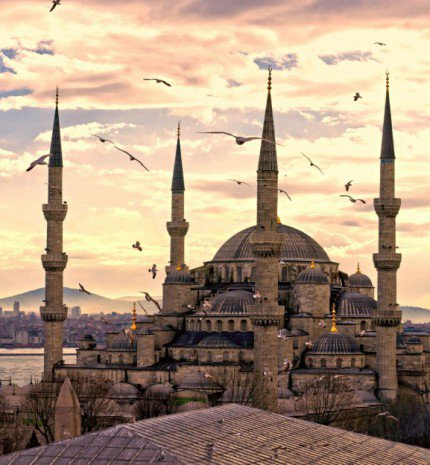 Egy különleges időutazás – Isztambul