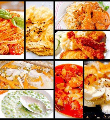 8 étel, amiket el kell tudnod készíteni, mire 30 leszel
