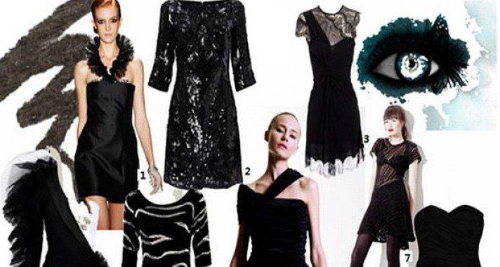 Bazár - Különleges kis fekete ruhák 7.000Ft alatt
