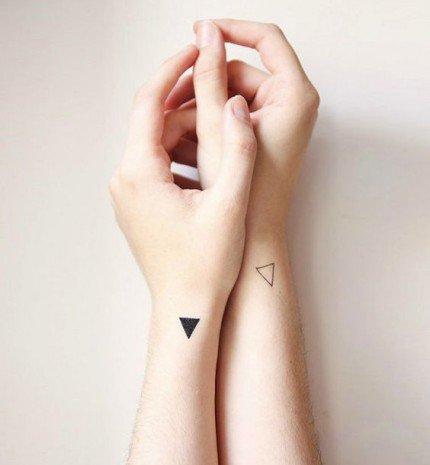 Minimalista tetoválások, amelyek meghozzák a kedvünket a varratáshoz