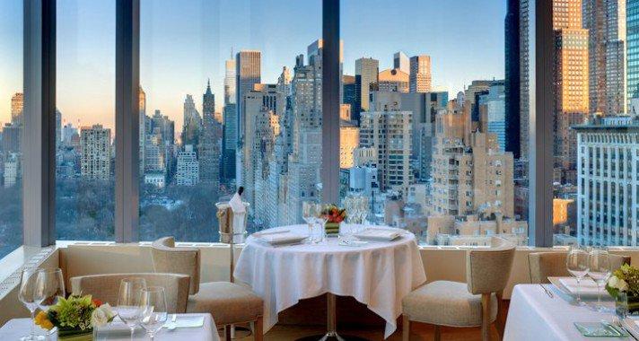 A legszebb éttermek, lélegzetelállító kilátással