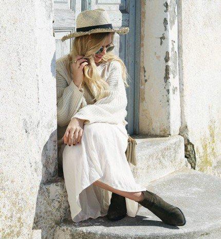 Így viselj tetőtől talpig fehéret, a várostól a strandig