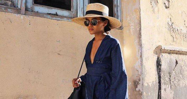 Így viseld a nyár legmenőbb kiegészítőjét, a szalmakalapot