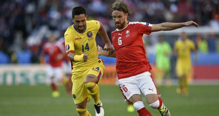 Románia megszerezte első pontját