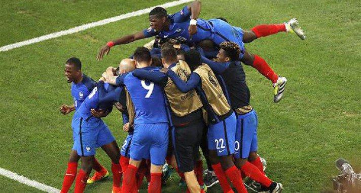 Kiizzadták a Franciák a győzelmet