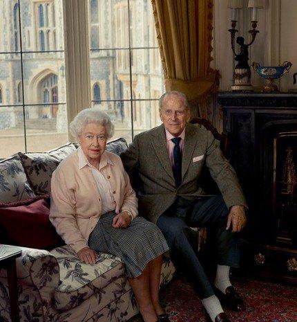 Meghitt fotó-összeállítás II. Erzsébet brit királynőről