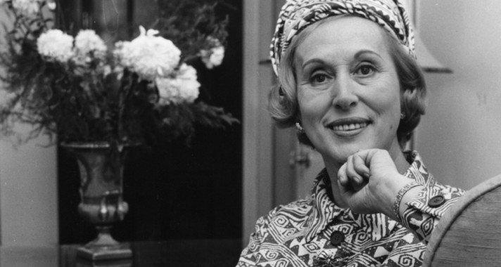 Nincs csúnya nő, csak lusta – leckék Estée Laudertől, amit minden nőnek meg kell tanulnia