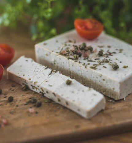 Isteni vegán sajt recept + videó