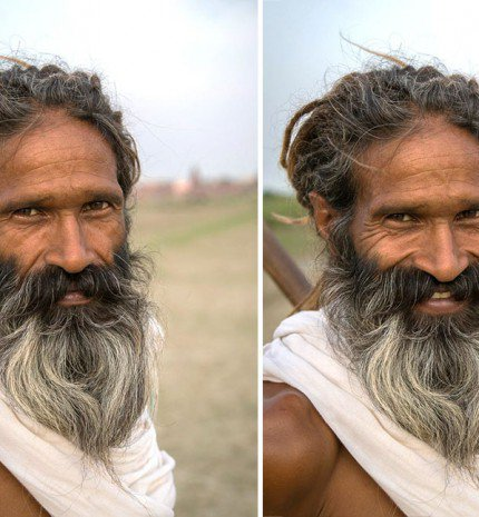 """""""Csak egy mosolyt kértem"""" – Inspiráló fotóprojekt az utca embereiről"""