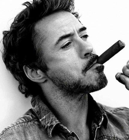 Az én mottóm: ez a férfiak világa, de a nők kormányozzák.– idézetek Robert Downey Jr-tól