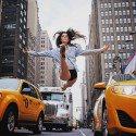 Lélegzetelállító fotósorozat készült New York utcáin