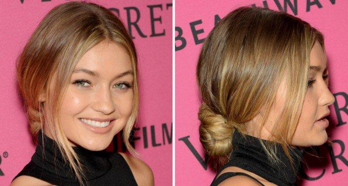10 szuper frizura azoknak, akik szeretik középen elválasztani a hajukat