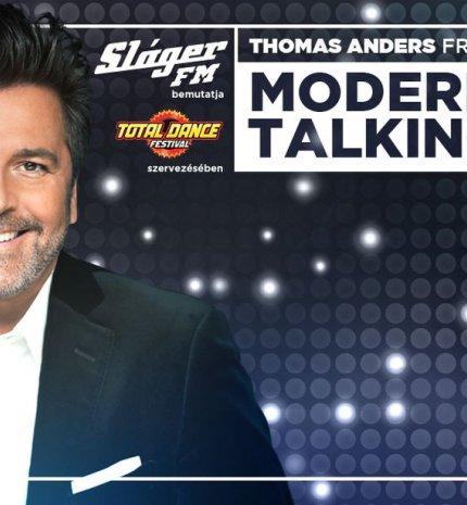 Thomas Anders élő koncertet ad Magyarországon Modern Talking számoktól lesz hangos a Budapest Park