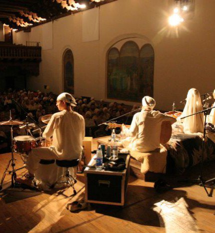 A lélek és az elme megtisztítása-koncertélmény Snatam Kaurral
