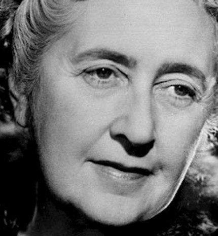 In memoriam Agatha Christie