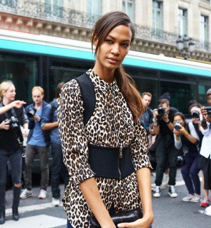 Stílusiskola: Így viselj leopárdmintát